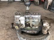 Двигатель ЗИЛ с конверсии